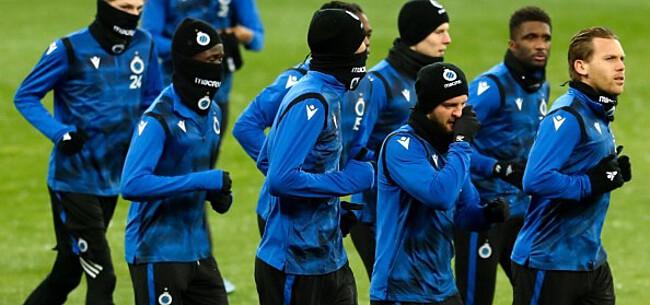 Foto: Club slikt tegenvaller voor return tegen Kiev