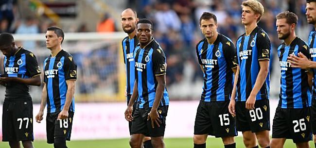 Foto: Club Brugge recupereert massaal sterkhouders voor trip naar Union