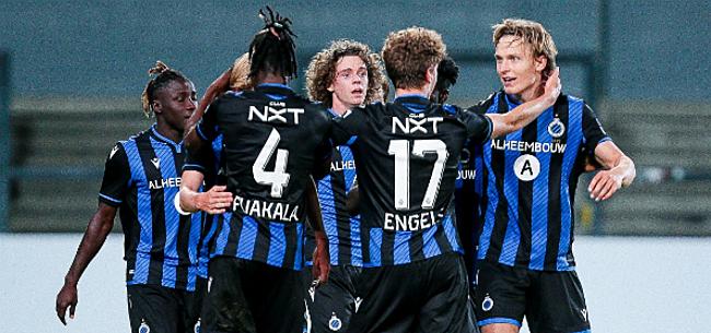 Foto: Club Brugge legt volgend jong talent onder contract