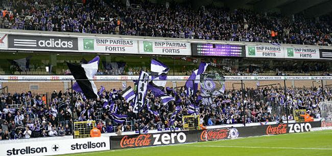 Foto: Anderlecht, AA Gent & co hopen op toelaten van 5.000 fans
