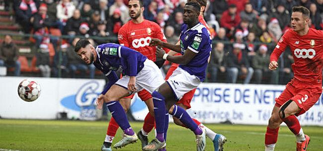 Foto: Anderlecht heeft defensief zijn huiswerk klaar