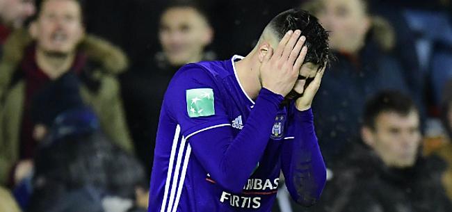 Foto: 'Anderlecht werkt speculatie rond opvallende afwezige in de hand'