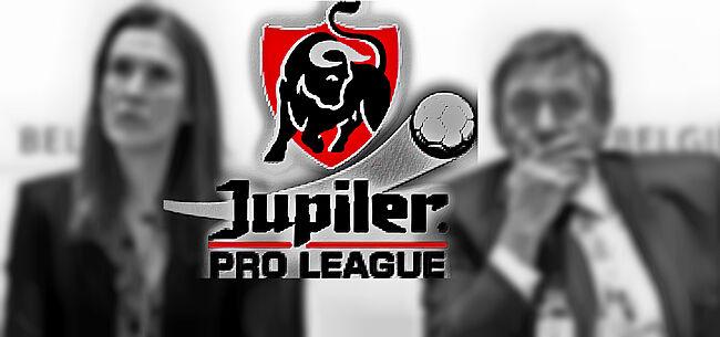 Foto: Corona & de Jupiler Pro League: hoe moet het nu verder?