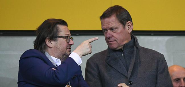 Foto: Zorgen bij Anderlecht: