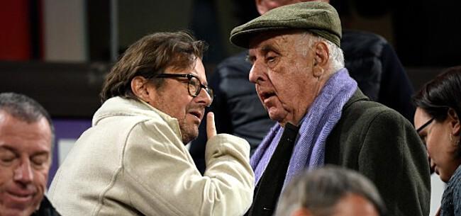 Foto: Davignon laat zich uit over mogelijke buitenlandse overname bij Anderlecht