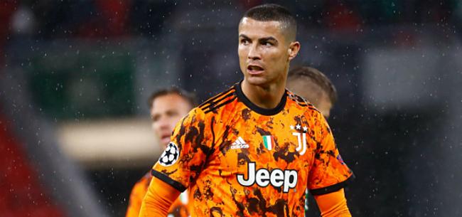 Foto: 'Ronaldo aast met charmeoffensief op straffe terugkeer'