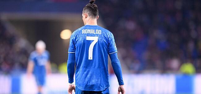 Foto: 'Coronacrisis duwt CR7 naar vroege exit bij Juventus'