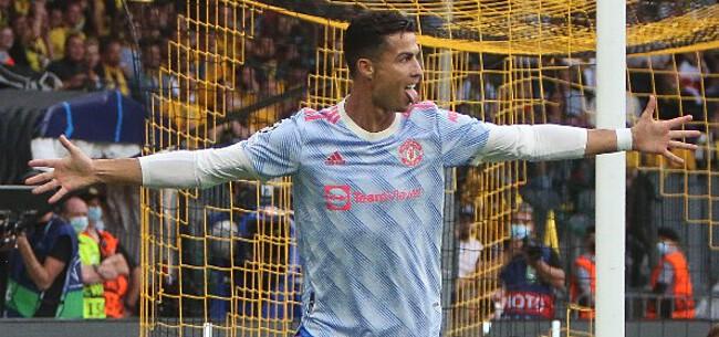 Foto: Ronaldo komt met fraai gebaar na opmerkelijk incident