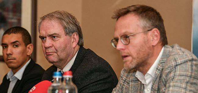 Foto: Pro League onbewogen, Waasland-Beveren verklaart de oorlog