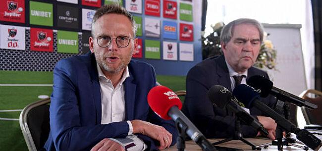Foto: 'Werkgroep levert niet veel op: Pro League blijft enorm verdeeld'
