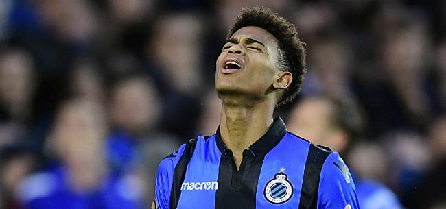 Foto: 'Utrecht haakt af voor speler Club Brugge'