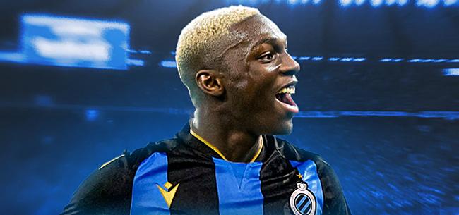 Foto: Club Brugge ontvouwt groots offensief met type-Mané