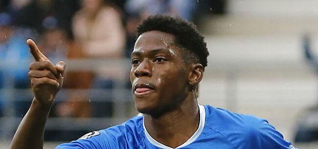 Foto: Jonathan David: van gratis talent tot doelwit van Borussia Dortmund