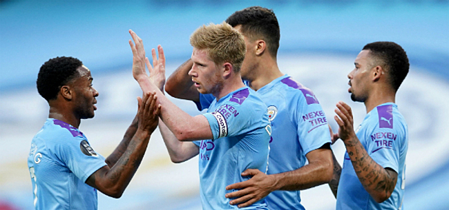 Foto: 'City wil De Bruyne plezieren met monstertransfer'