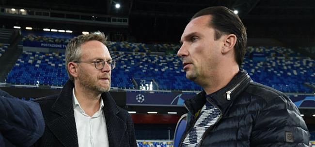 Foto: 'KRC Genk wil opvolger Berge bij Wolfsburg weghalen'