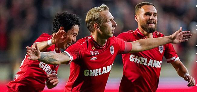 Foto: Antwerp doet Bosuil juichen in spektakelstuk tegen Genk