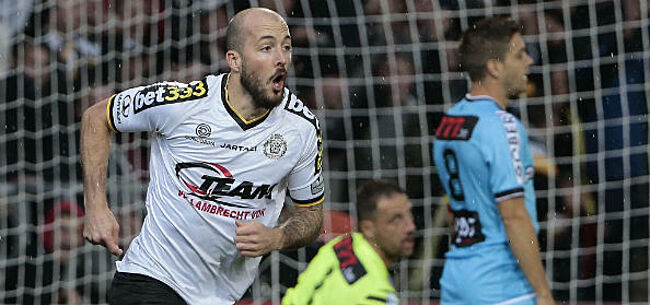 Foto: Charleroi slaagt er niet in om extra druk te zetten op Club