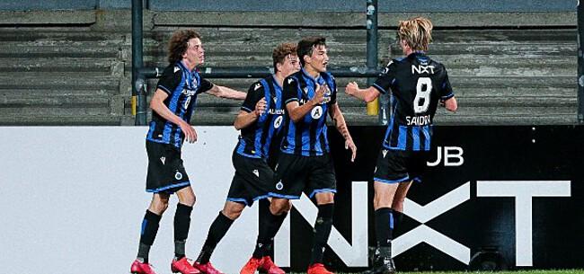 Foto: Club Brugge krijgt nog opsteker uit de ziekenboeg