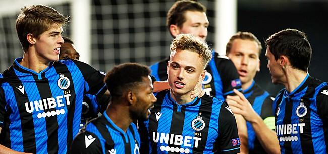 Foto: Lang en De Ketelaere in CL TOTW naast Neymar en ... Scholz