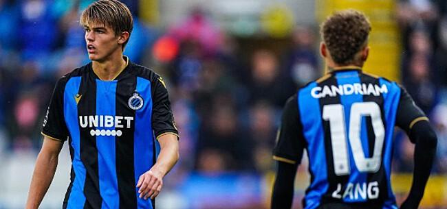 Foto: 'Club Brugge dreigt goudhaantje alsnog te verliezen'