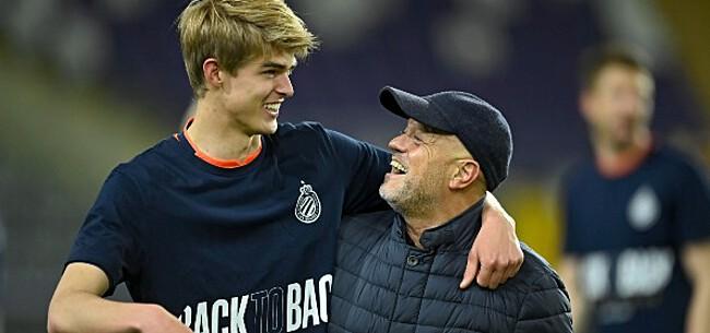 Foto: De Ketelaere helpt Club Brugge niet aan transfer