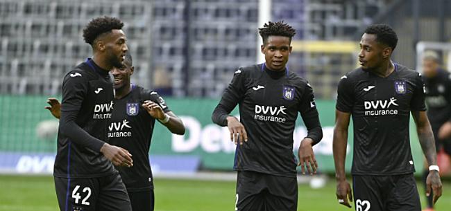 Foto: 'Anderlecht was Genk & co te snel af voor aanvaller'