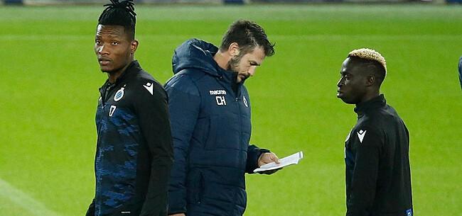 Foto: Clement maakt selectie bekend, mét twijfelgeval