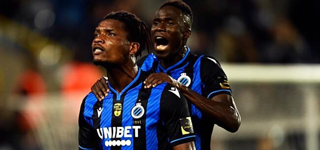 Foto: Club Brugge-duo moet Rode Duivels afstoppen