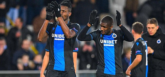 Foto: Sterkhouder Club Brugge: