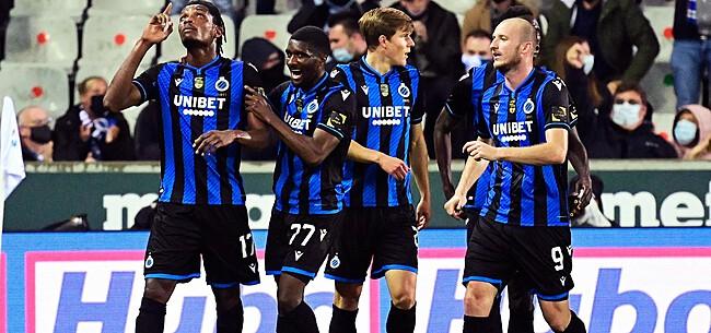 Foto: Club Brugge verrast met serieuze opsteker