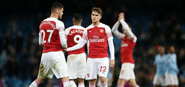 Foto: 'Arsenal zoekt verdediger en zet ex-speler STVV en Rode Duivel op shortlist'