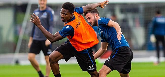 Foto: 'Club Brugge maakt zich zorgen om aanslepend dossier'