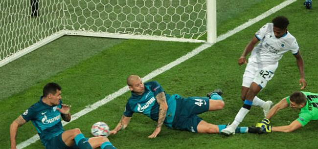 Foto: De Ketelaere duwt straf Club Brugge richting de voetbalhemel