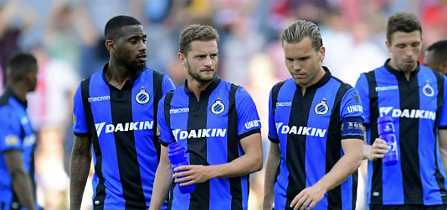 Foto: 'Club Brugge delft het onderspit voor nieuwe aanvaller'