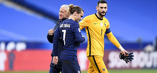 Foto: Nations League: Frankrijk wint heruitgave WK-finale, drama in Wembley