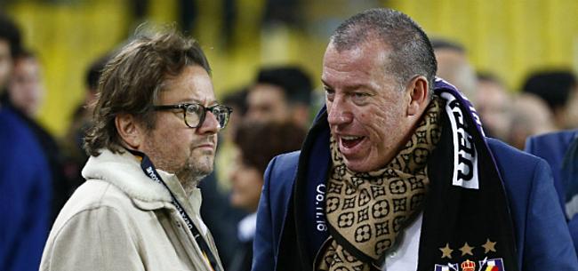 Foto: EXCLUSIEF: Luc Devroe blijft bij Anderlecht