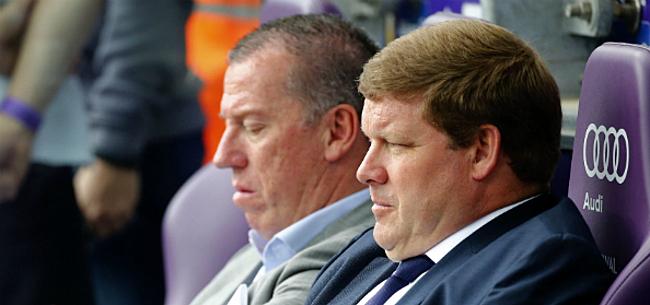 Foto: Haalt Anderlecht ex-speler terug als vervanger voor Trebel?