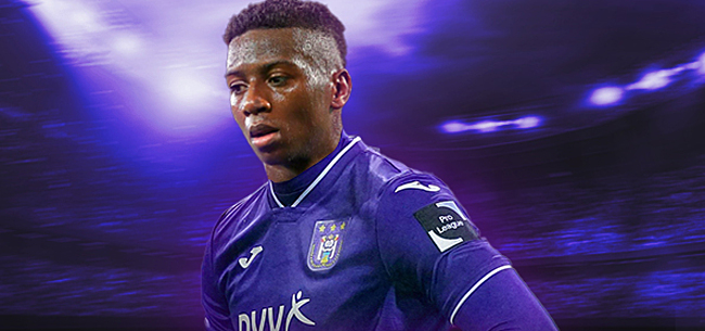 Foto: Abdoulay Diaby: droomspits of miscast voor Anderlecht?