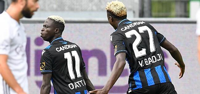 Foto: Club Brugge hoopt op nieuwe Diatta/Badji