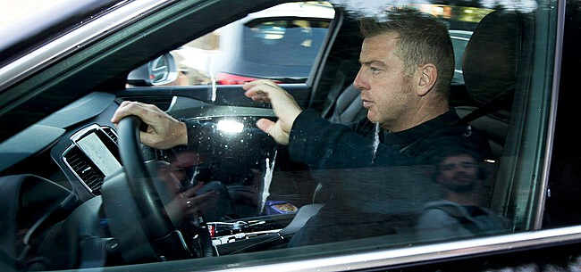 Foto: KV Mechelen-voorzitter vrij onder voorwaarden