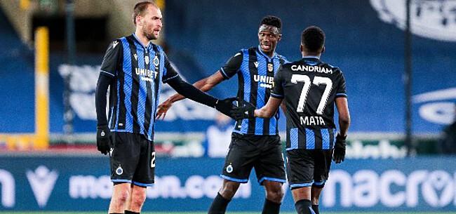 Foto: 'Club Brugge legt lat hoog voor volgende toptransfer'