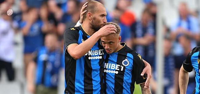 Foto: 'Club Brugge houdt rekening met vertrek Lang & Dost'