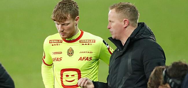 Foto: 'KV Mechelen hakt knoop door over Druijf'