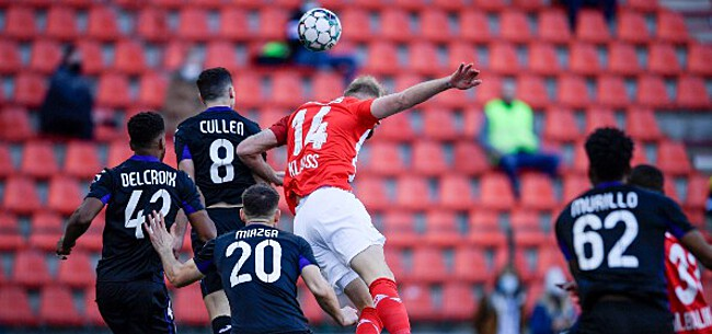 Foto: Anderlecht pakt broodnodige zege tegen pover Standard