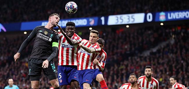 Foto: 'Liverpool wil steunpilaar wegroven bij CL-opponent Atletico'
