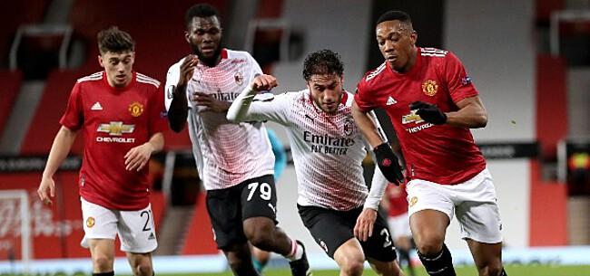 Foto: EL: Milan verkoopt United late opdoffer, gouden zaak Ajax
