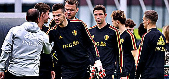 Foto: Euro 2021: wie ruikt zijn kans bij de Rode Duivels?