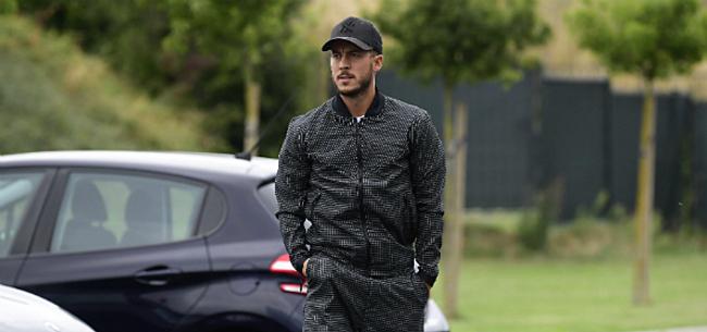 Foto: Roept Martinez alsnog vervanger voor broers Hazard op?