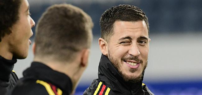 Foto: 'Real Madrid broedt op nieuw sensationeel plan voor transfer Hazard'