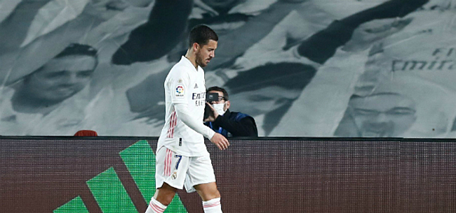 Foto: 'Hazard ziet lot verbonden aan Zidane bij Real Madrid'